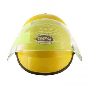 کلاه نیمه هاف مدل 208 زرد